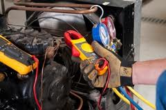 HVAC refrigeration service and preventive maintenance